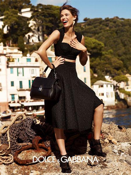 Кампания: Dolce & Gabbana SS 2012. Изображение № 11.