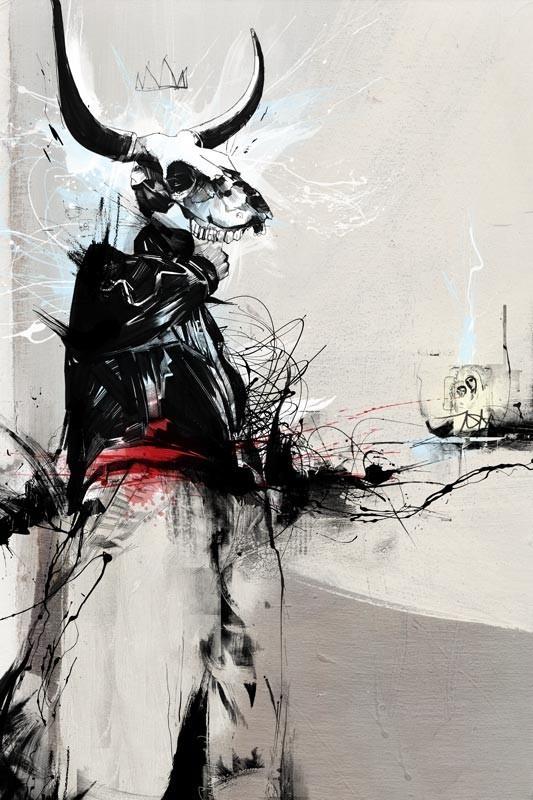 Russ Mills : графика, фотография и живопись. Изображение № 23.