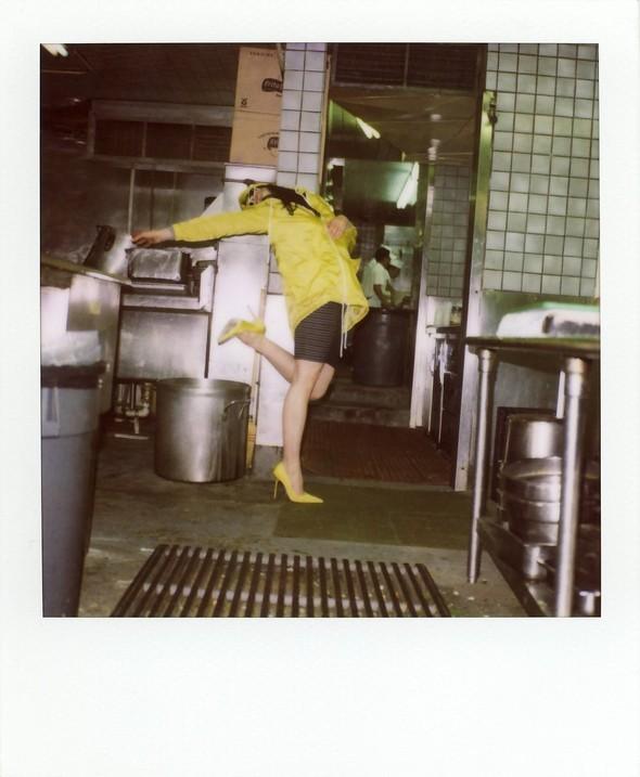 Scott Sternberg, старый поляроид иголливудские актрисы. Изображение № 34.