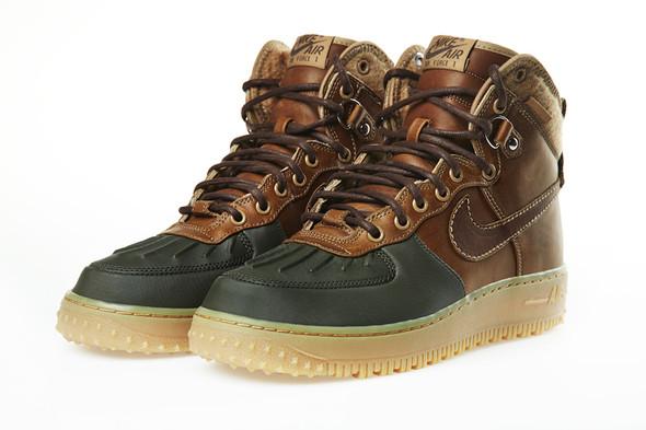 Nike Air Force 1 Duck Boot союз двух легенд. Изображение № 2.