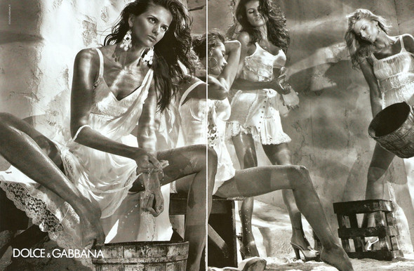 Изображение 1. Превью кампаний: Dolce & Gabbana, Marc by Marc Jacobs и Valentino.. Изображение № 1.