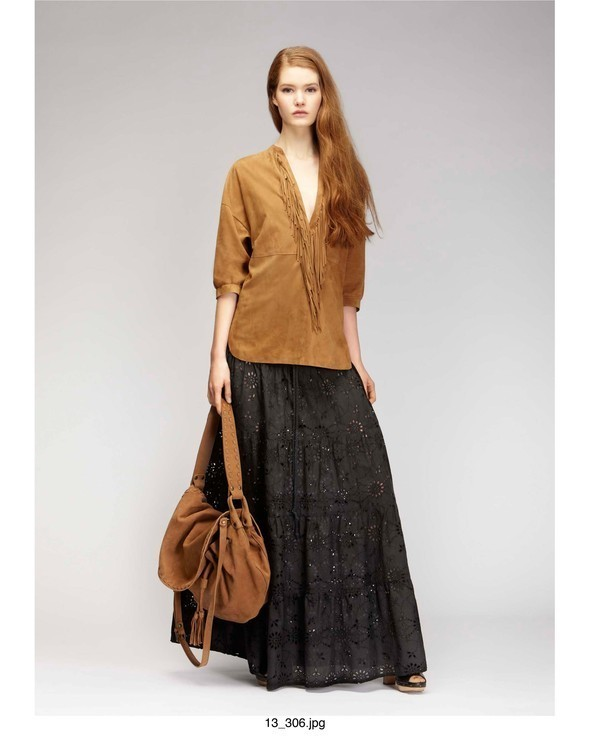 Look-book Gerard Darel SS2011. Изображение № 35.