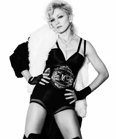 Sharon Stone forVogue Spain. Красива, какМадонна. Изображение № 6.