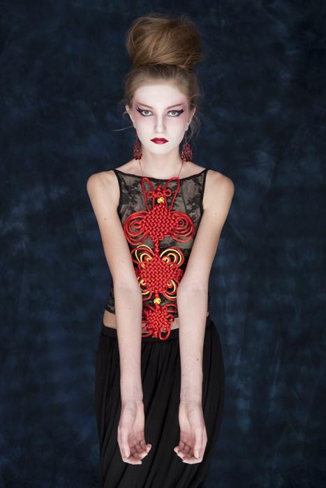 Fashion съемка одежды секонд - хенд. Изображение № 26.
