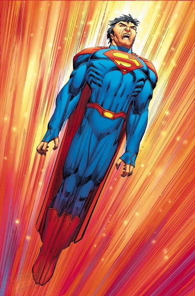 Новый костюм Супермена. Изображение № 5.