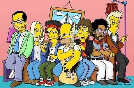 Bands to watch in Simpsons. Изображение № 8.