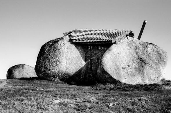 Причудливые формы: необычная архитектура. Изображение № 31.