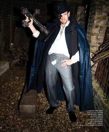 Ewan McGregor для Bullett Magazine. Изображение № 5.