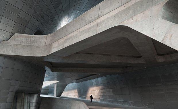Заха Хадид открыла культурный центр в Сеуле. Изображение № 3.