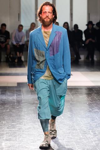 Неделя мужской моды в Париже: День 2. Изображение № 54.