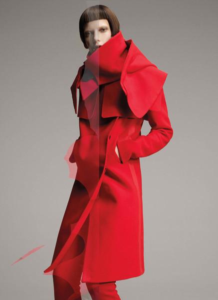 Изображение 1. Кампании: Costume National и H by Halston.. Изображение № 1.