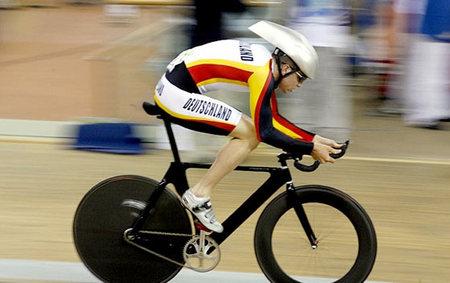 Лучшие фотографии Паралимпийских игр-2008 вПекине. Изображение № 9.