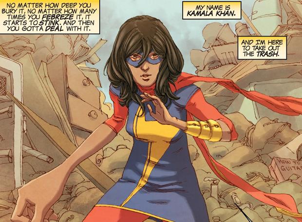 13 комиксов для тех, кто устал от банальных супергероев. Изображение № 5.