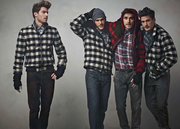 Лукбук: Dolce & Gabbana FW 2011 Men's. Изображение № 25.