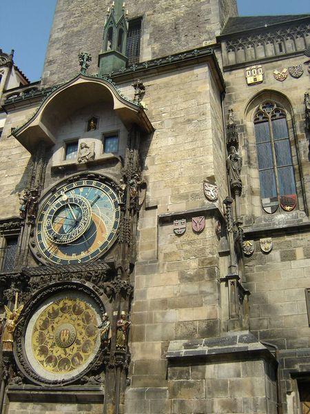 Астрономические часы Орлой. Изображение № 2.
