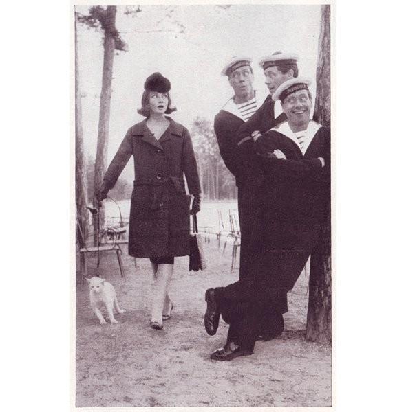Архивная съёмка: Одри Хепберн для Harper's Bazaar, 1959. Изображение № 8.