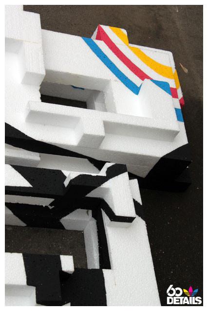 3D sculpture artist: OnePoint (process). Изображение № 2.