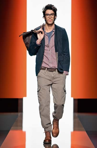 Новости ЦУМа: Коллекция мужской одежды Boss Orange осень-зима 2012-13. Изображение № 8.