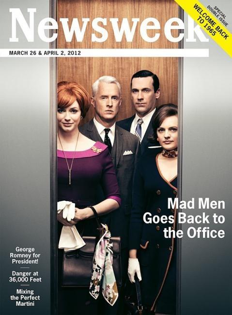 Newsweek полностью уходит в интернет. Изображение № 1.