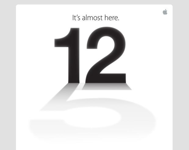 iPhone 5. Изображение № 1.