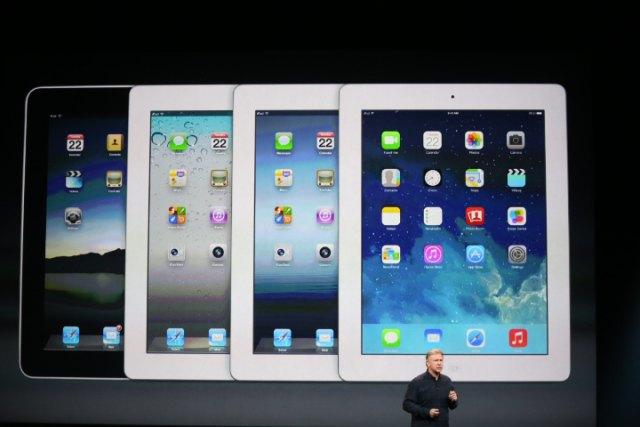 Трансляция: Apple представляет новые iPad и другие продукты. Изображение № 12.