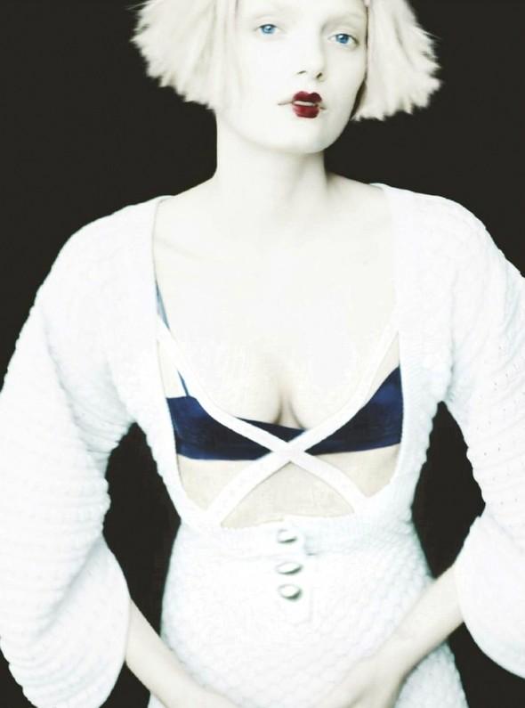 Съемки: Vogue, Numero, Tush и другие. Изображение №19.