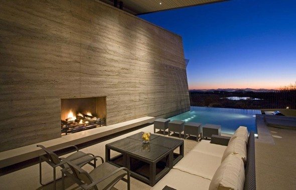 Дом Desert Wing от Brent Kendle. Изображение № 11.