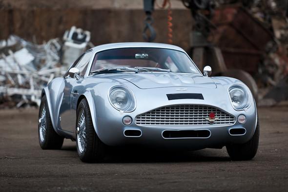 Воскрешение Aston Martin DB4 GT Zagato. Изображение № 4.