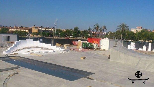 Испанское СМИ сняло скейтпарк для ховерборда Lexus . Изображение № 2.