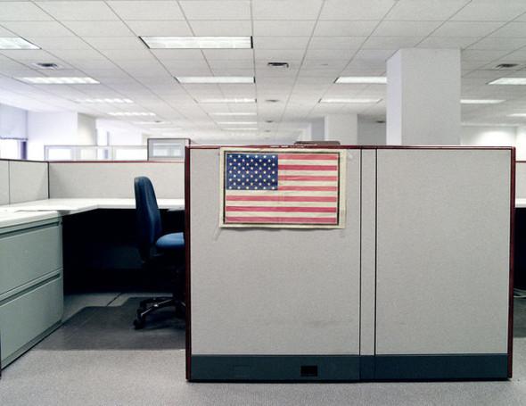 Обанкротившиеся офисы в США. Изображение № 8.