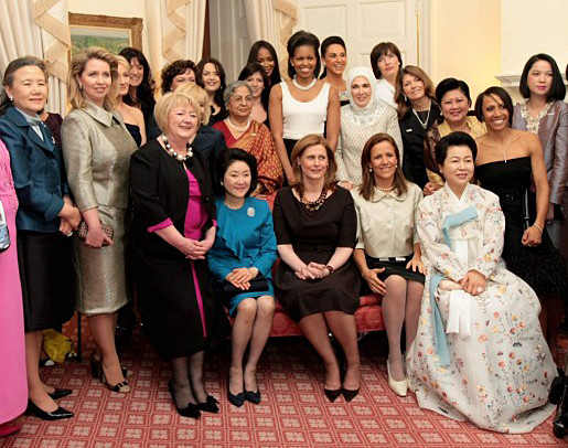 G20. Первые Леди. Изображение № 18.
