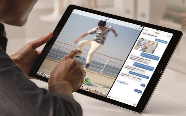 В России iPad Pro станет доступен для предзаказа 11 ноября. Изображение № 1.