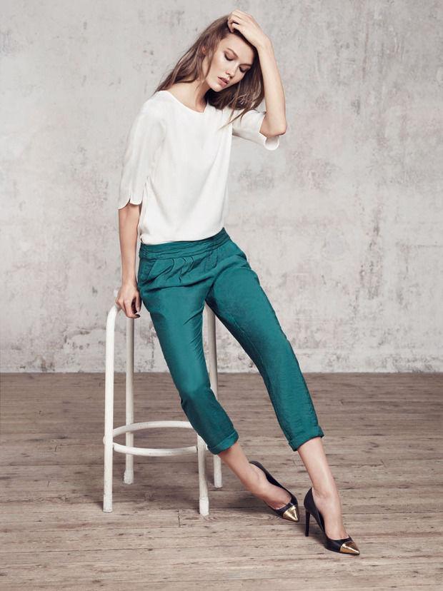 Вышли новые лукбуки Zara, Free People, Mango и других марок. Изображение № 33.