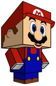 Cubeecraft бумажные герои своими руками. Изображение № 1.