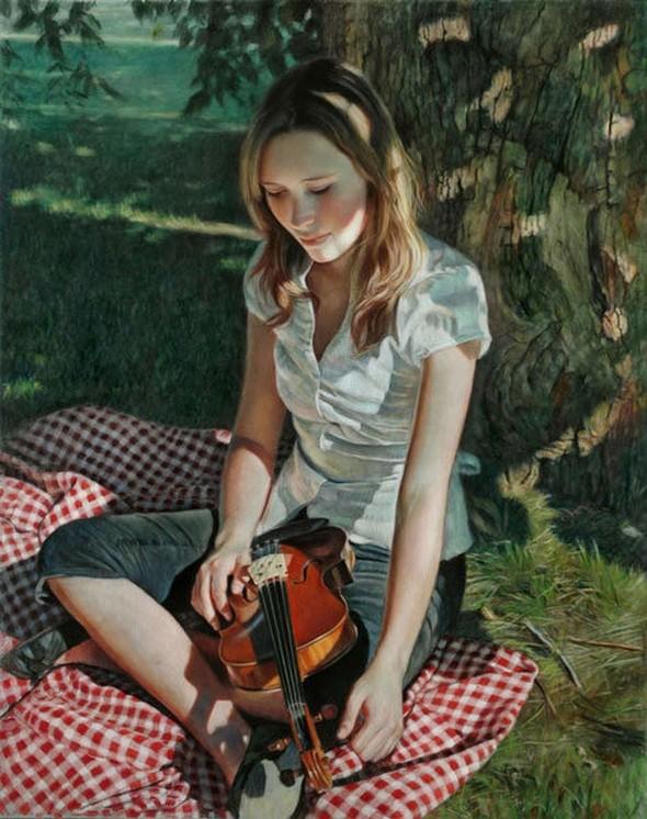 Художница Danielle Richard. Изображение № 26.