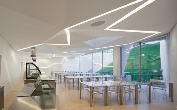 Vodafone центральный офис в Португалии. Изображение № 13.