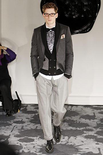 Неделя моды в Париже: мужские показы. Изображение № 21.