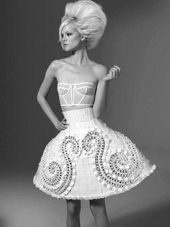 Лукбук: Atelier Versace FW 2011. Изображение № 12.