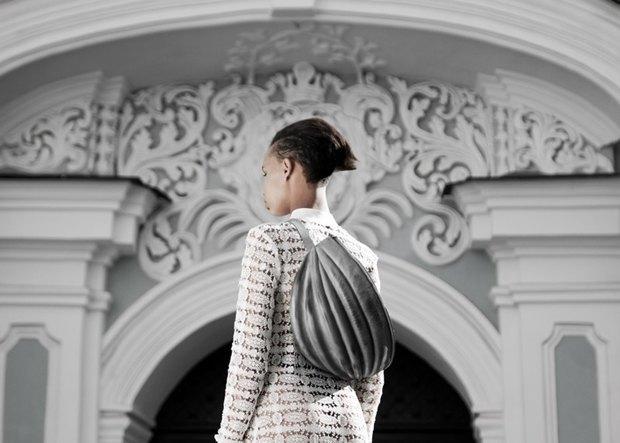 Дизайнер из Украины создал «архитектурные» рюкзаки. Изображение № 5.