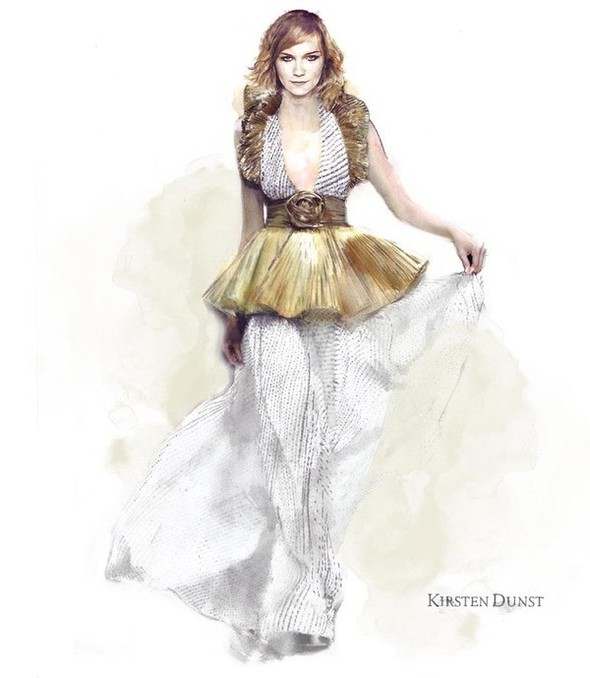 Fashion Illustration. Изображение № 5.