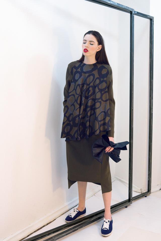 Click-boutique и Yanina Vekhteva показали новые коллекции. Изображение № 5.