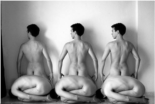 Фотографии David Blazquez (Мебель изобнаженных мужчин). Изображение № 7.