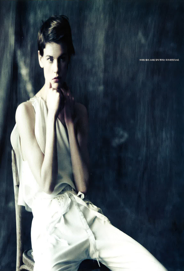 Съёмки: Interview, Harper's Bazaar, V и другие. Изображение № 33.