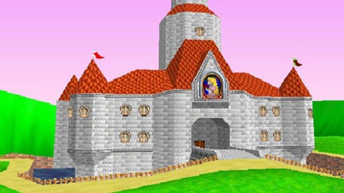 Замок принцессы Персик из Super Mario оценён почти в $1 млрд. Изображение № 1.