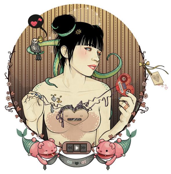 Chiara Bautista (Milk). Изображение № 15.