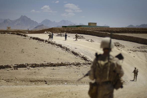 Афганистан. Военная фотография. Изображение № 160.