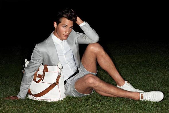 Мужские рекламные кампании: Zara, H&M, Bally и другие. Изображение № 24.