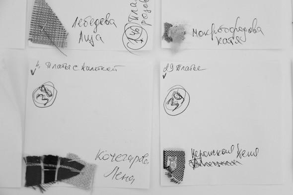 Изображение 22. За кулисами своего показа Мария Рыбальченко предсказала будущее, окунулась в прошлое, живя настоящим.. Изображение № 22.