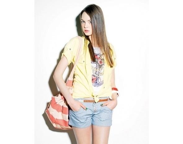 Лукбуки: Bershka, Urban Outfitters, Zara и другие. Изображение № 21.