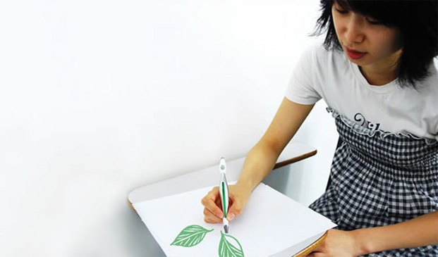 Ручка на миллион цветов . Изображение № 4.